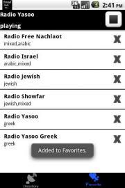 Israel Radio Pro