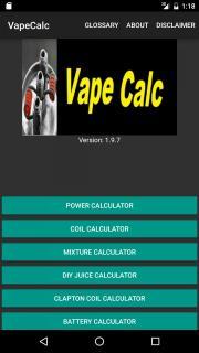 VapeCalc