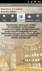 Learn Shalat