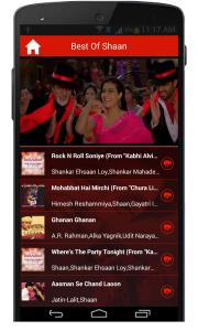 Best Of Shaan Songs