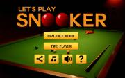 Let's Play Snooker