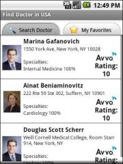 Find Doctor in US