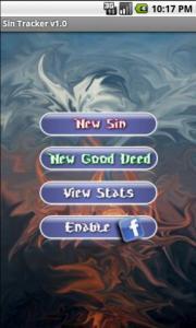 Sin Tracker LITE