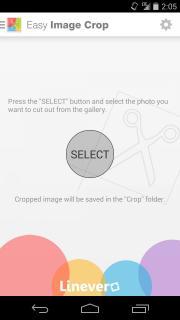 Easy Image Crop