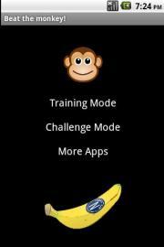 Beat the monkey!