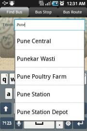 Pune Public Transport