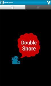 Snore Button