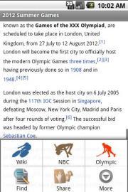 2012 Summer Games