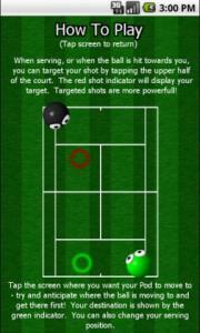 Pods Tennis