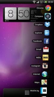 Mac OS Menu