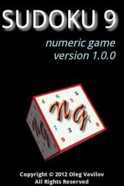 Sudoku 9