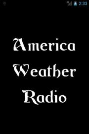 America Weather Radio Pro