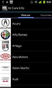 All Cars Info