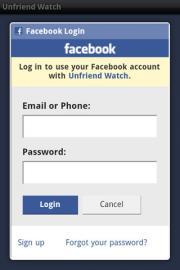 Unfriend Watch Lite