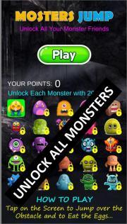 Monsters Jump