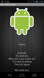 Rise of the Android