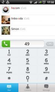 Hozom PhoneBook
