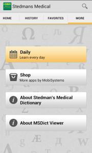 Stedman's Medical Dictionary