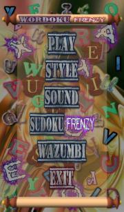 Wordoku Frenzy