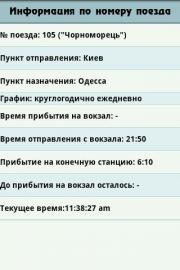 Поезда.Украина