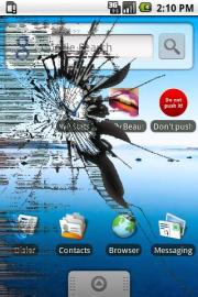 Cracked Screen Premium