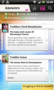 Parent & Baby Handbook