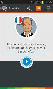 Voix Alain (français)