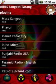 Hindi Radio Time Shift
