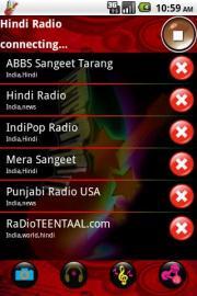 Hindi Radio Time Shift