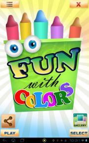 Fun with Colors Free (Tablets)