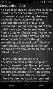 SteveJobs