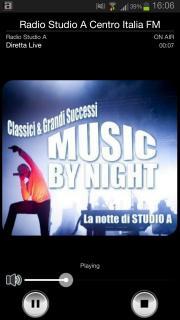 Radio Studio A Centro Italia FM