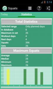 Squats Coach