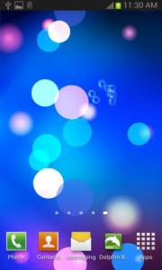 Bubble Pop Live Wallpaper
