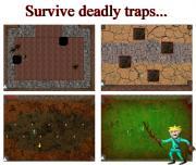 Escape the Minotaur's maze