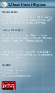 DJ Sound Effects & Ringtones