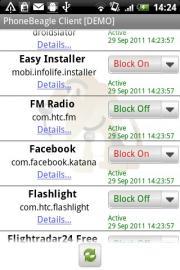 PhoneBeagle Recorder
