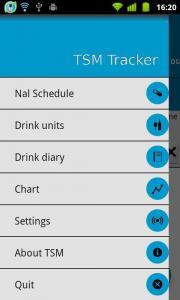 TSM Tracker