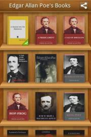 Edgar Allan Poe's Books