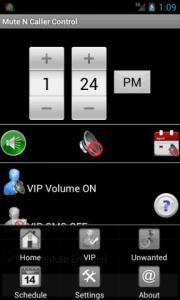 Mute N Caller Control Lite