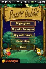 Papaya Puzzle Bobble