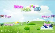 Math Pair for Kid