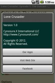 Lone Crusader