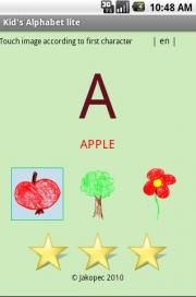 Kid's Alphabet lite
