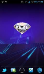 Diamond Widget