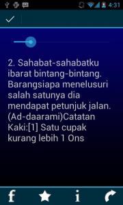 1100 Hadith Malay