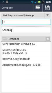 SendLog