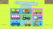 Shape Toddler Puzzle