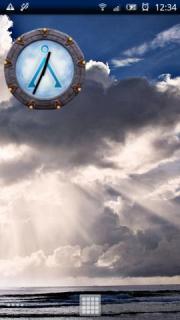 SG Clock Widget