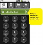 CCApp [Calling Card App]